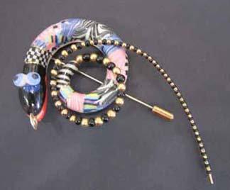 Jewelry 10 Snake Pin
