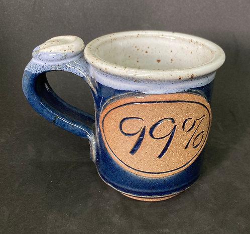The Potters 99% Mug