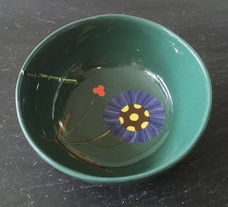 Ginko Porcelain Small Bowl