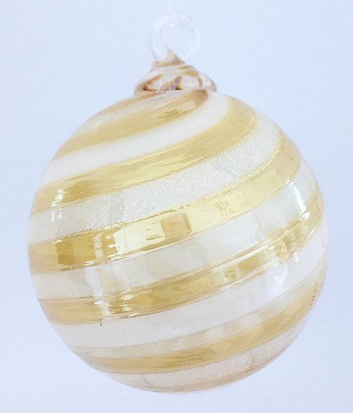 Glass Eye Studio Meringue Ornament
