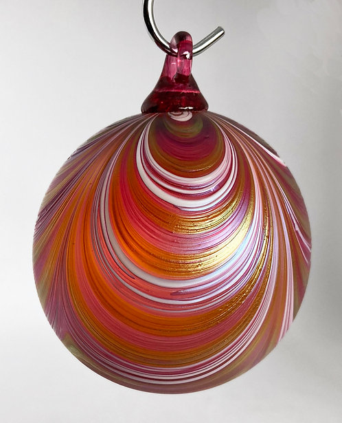 The Furnace Glass Ornaments