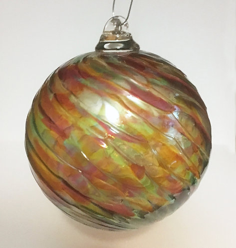Robert Held Blown Glass Ornaments