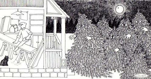 Susan Sturgill Woodworkers Nightmare