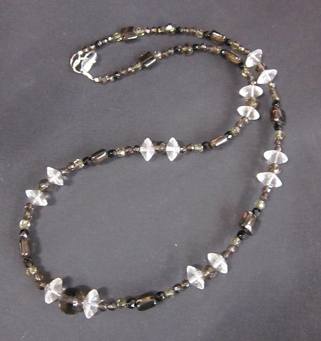 Galloway Beaded Necklace - Lady Claire