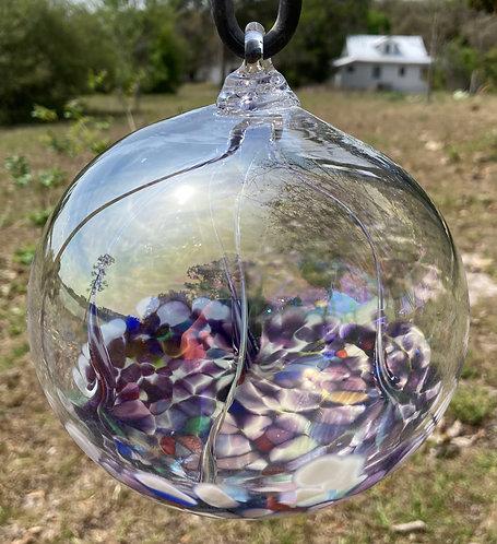 Hayden Wilson Glass Witch Ball
