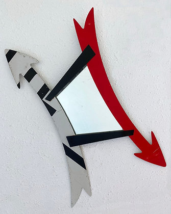 Trippworx - Street Sign Arrow Mirror #1