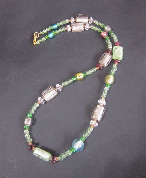 Galloway Beaded Necklace - Great Aunt BeBe