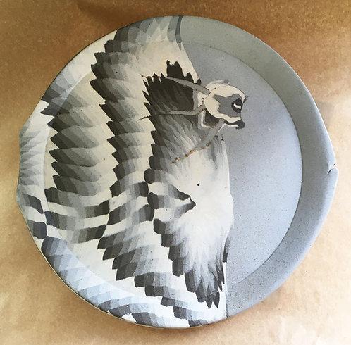 Siegele and Haley Porcelain Fish Platter
