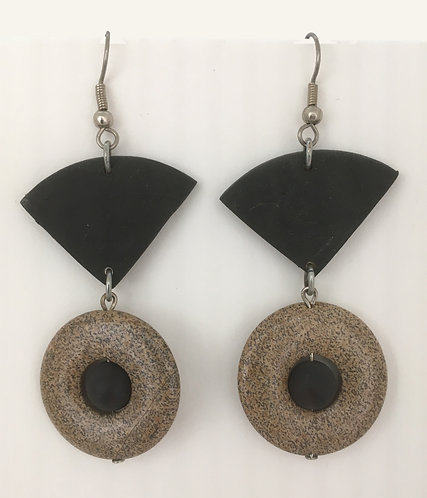 Corbett Jasper Dangle Earrings