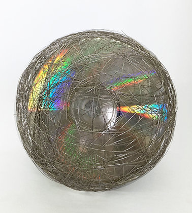 Cindy Luna Steel Wire CD Ball
