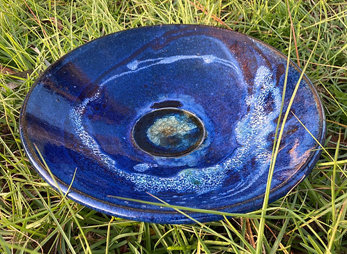 Mike Palmquist Pottery Shallow Bowl