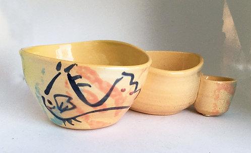 Jim Rice Shrimp Bowls
