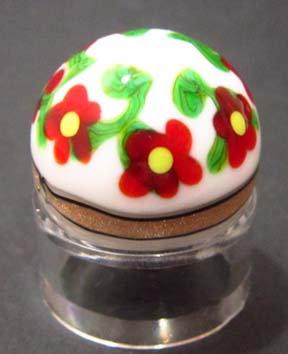 Karen Federici Floral Marble