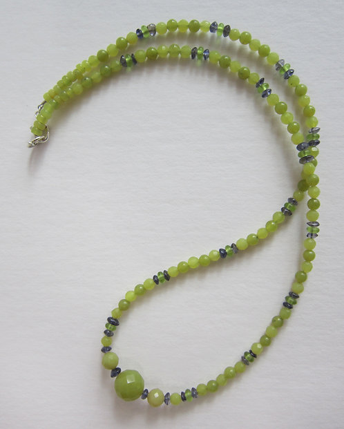 Galloway Beaded Necklace - Lady Lenore