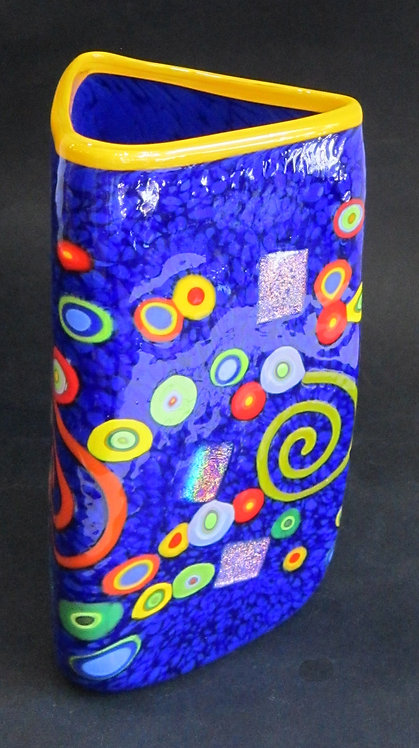 Mad Art Tri-corner Vase