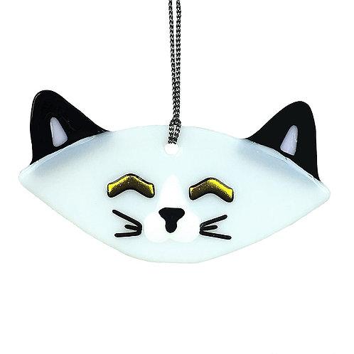 Charlotte Arvelle Cat Ornaments