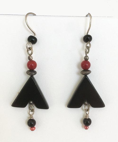 Beadazzled Dangle Earrings