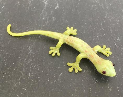 Neher Lampworked Gecko