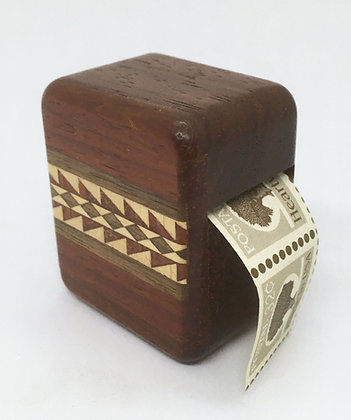 Heartwood Stamp Box