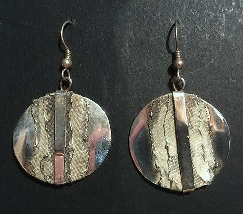 Zoë deNegri Sterling Silver Earrings