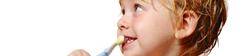 Odontopediatria per als més petits..