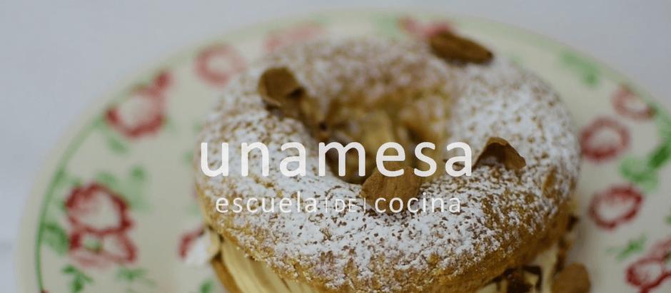 La historia del pâte à choux, más conocido como...