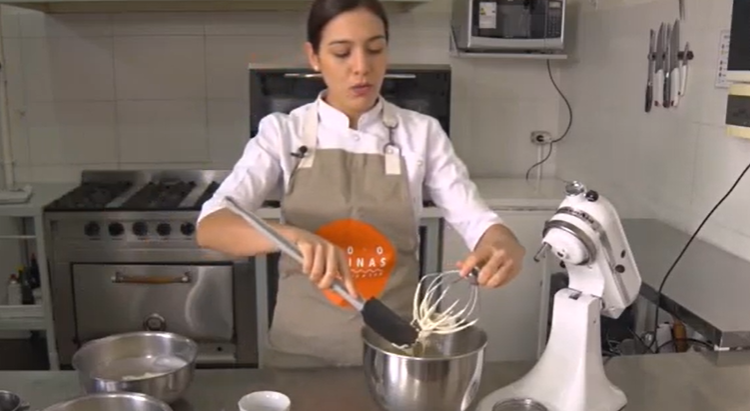 Tiramisú: Julia en 100 cocinas
