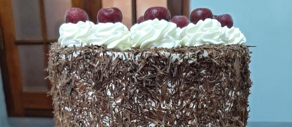 Receta del mes: torta Selva Negra