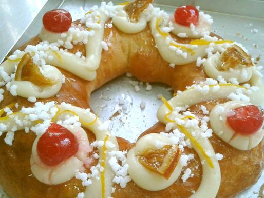 Recetas de unamesa: Rosca de Reyes