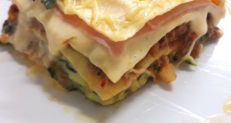 Receta: lasagna para la Independencia