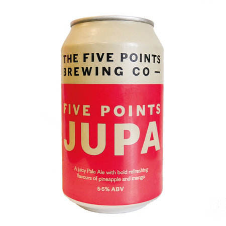 The Five Points Brewing Co. - Jupa