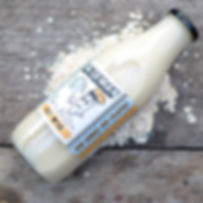 Image of Oat milk in glass bottle.jpg