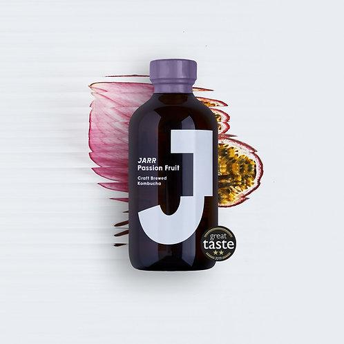 Jarr Kombucha -Passionfruit