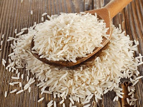 White Basmati Rice - 100g