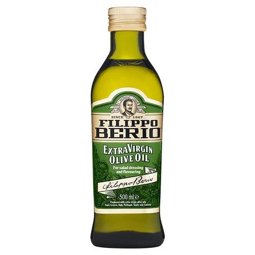 Filippo Berio Extra Virgin Olive Oil - 500ml