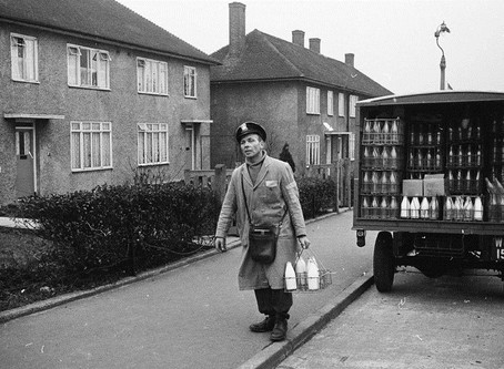 The re-rise of the Milkman