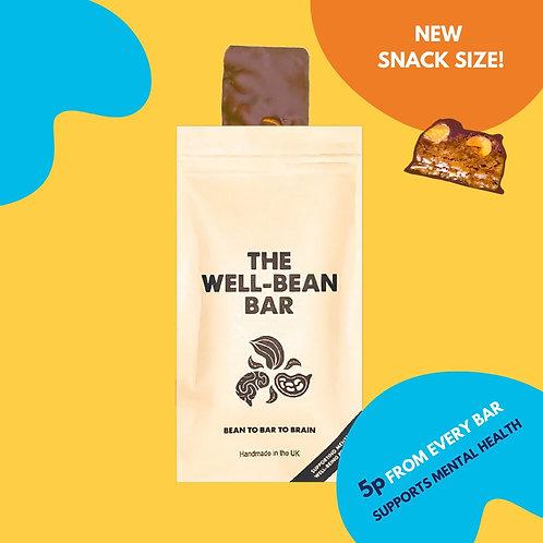 Well Bean Co. Salted Caramel Peanut Bar