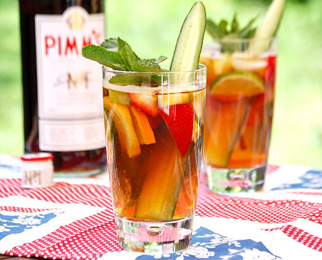 Pimms in the park, party pack!