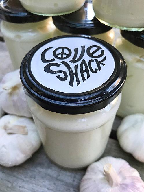 Love Mayo: Garlic mayo- 250g