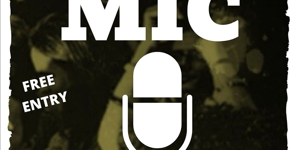 Open Mic Night: The Collective Events