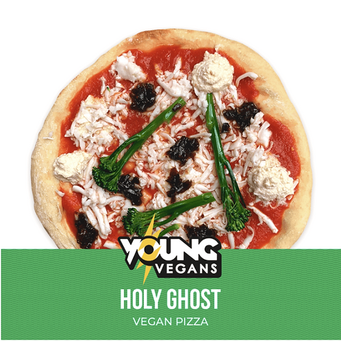 Young Vegans - Holy Ghost Pizza
