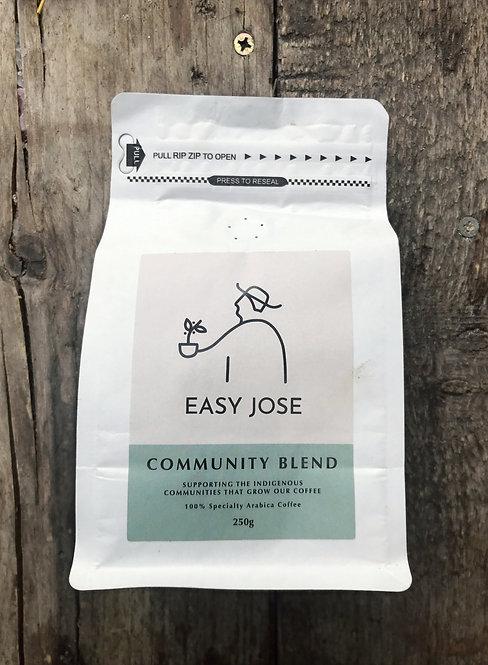 Easy Jose - Community Blend Coffee - (Ground)250g