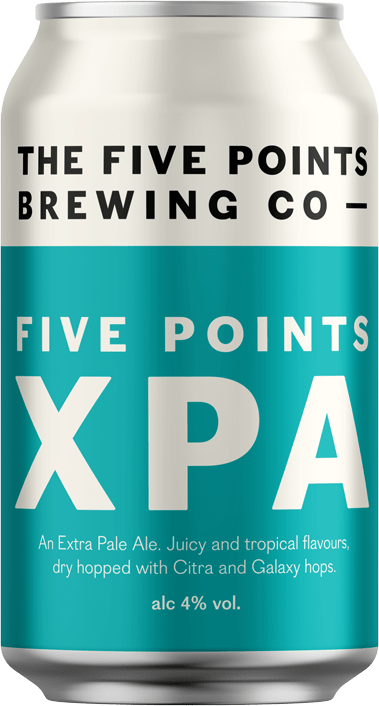 The Five Points Brewing Co. - XPA
