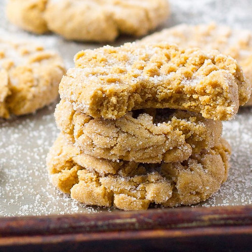 Mother Earth Bakery - PB Cookies (2)