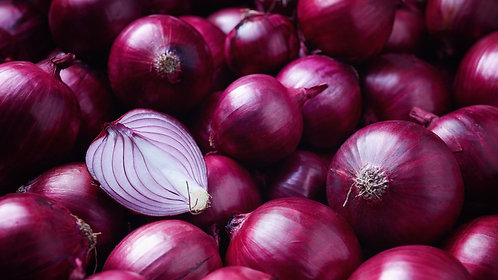 Red Onions x 5