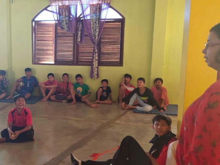 Teenager's Self-Discovery Workshop