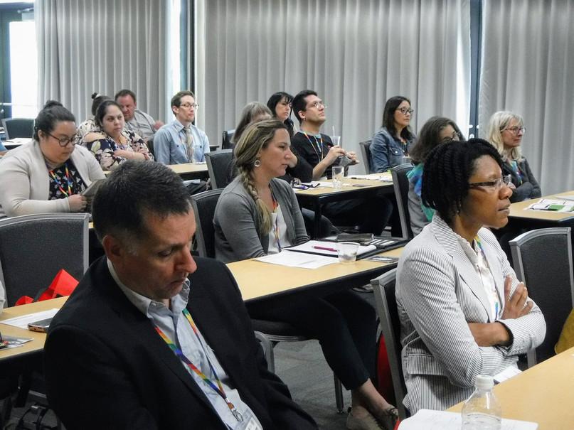 women & HIV audience
