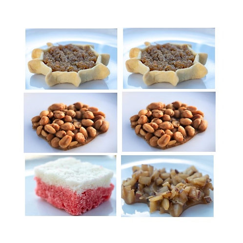 Snack Pack (6 assorted)