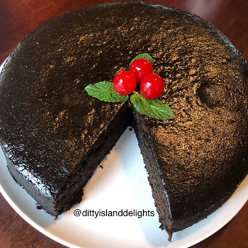 Jamaican Fruit Cake (9inch & 7inch) SELECT SIZE FOR PRICE