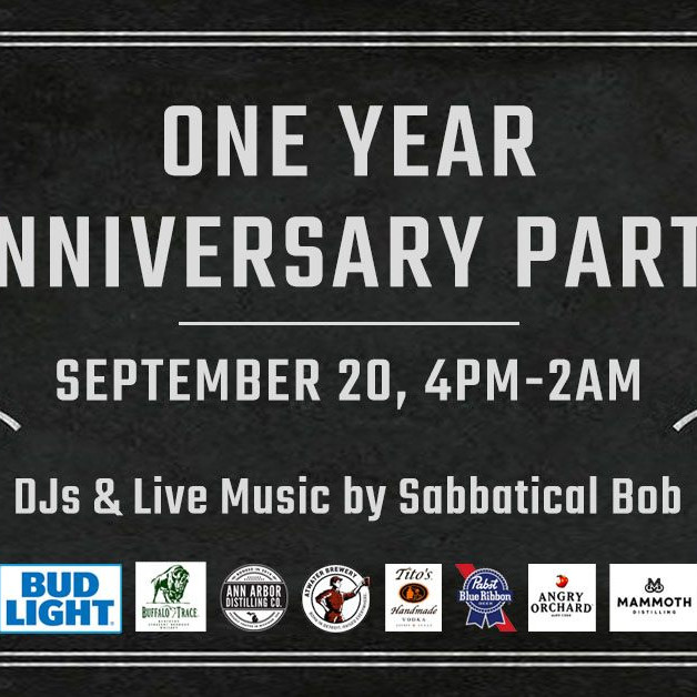 Circ's 1 Year Anniversary Party @ Circ Bar